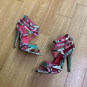 NWOT MISS ME Heels